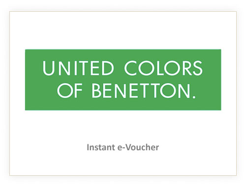 United Colors of Benetton Rs. 500