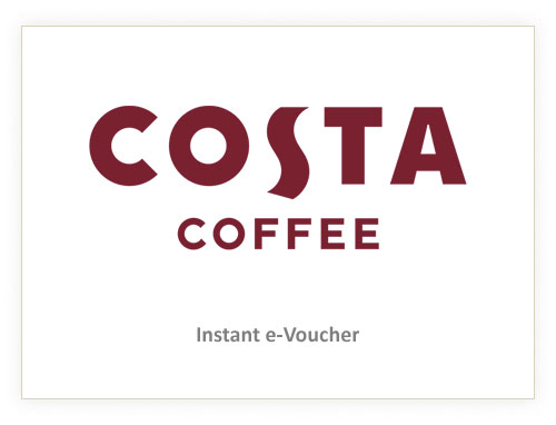 Costa Coffee Rs. 500