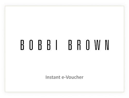 Bobbi Brown Rs. 1000