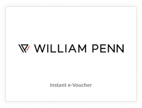 William Penn Rs. 1000