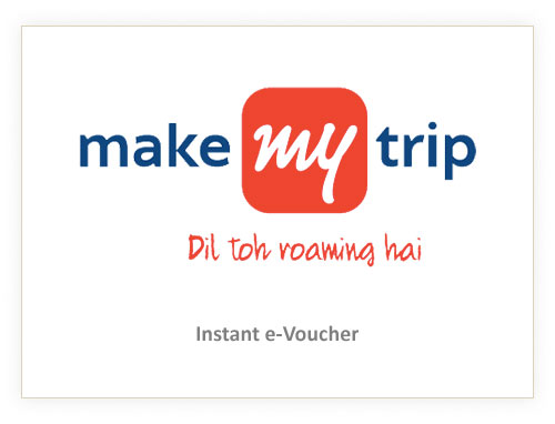 Make My Trip Rs. 5000