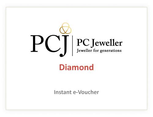 PC Jeweller Diamond Rs. 1000