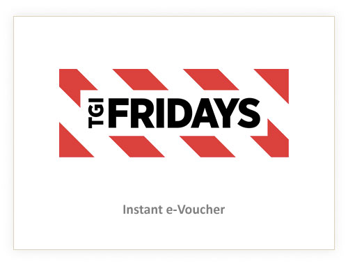 TGI Friday's Rs. 500