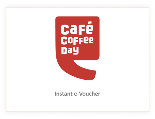 Cafe Coffee Day (Online) Rs. 500