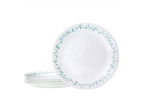 Corelle 6 Dinner Plates (Round)