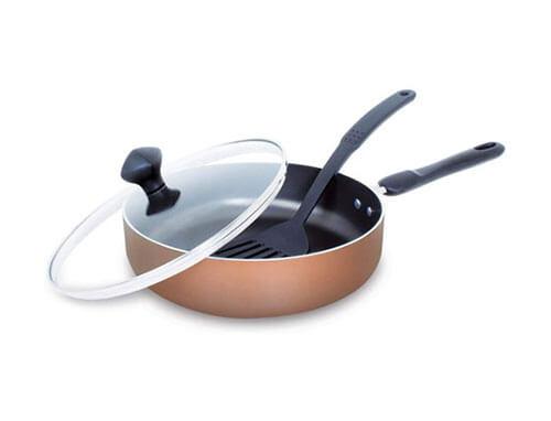 Meyer Aluminium Cookware Set with Sautepan