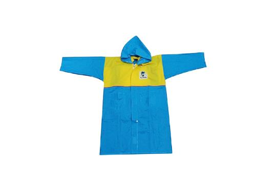 Kids Aqua Raincoat  Age 6 Yrs- 7Yrs
